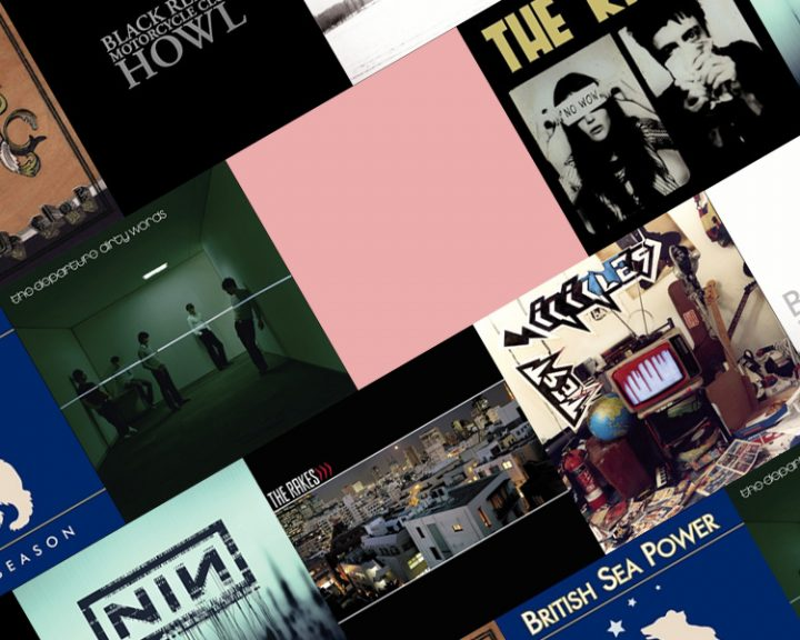 Top 10 albums of 2005