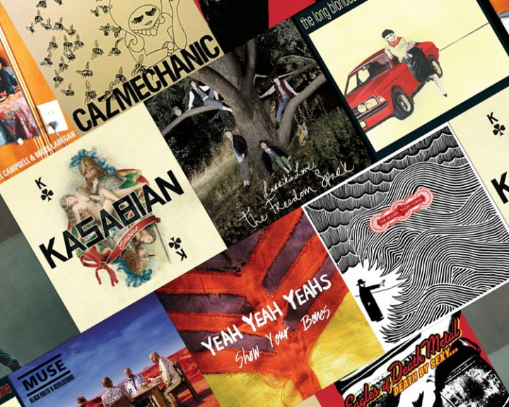 Top 10 albums of 2006