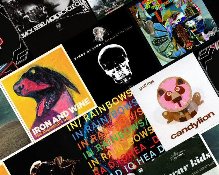 Top 10 albums of 2007