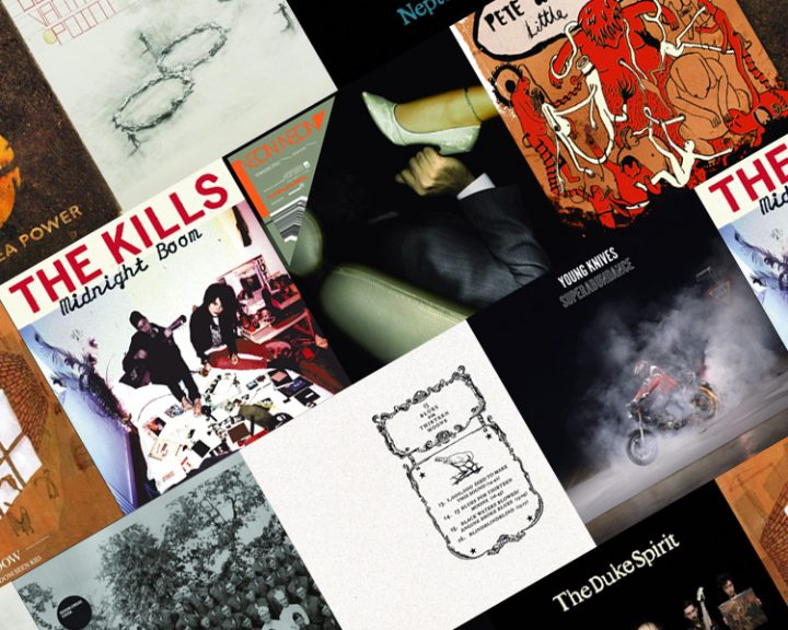 Top 10 albums of 2008